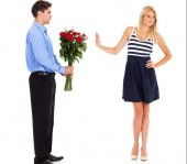Five reasons why she might reject you