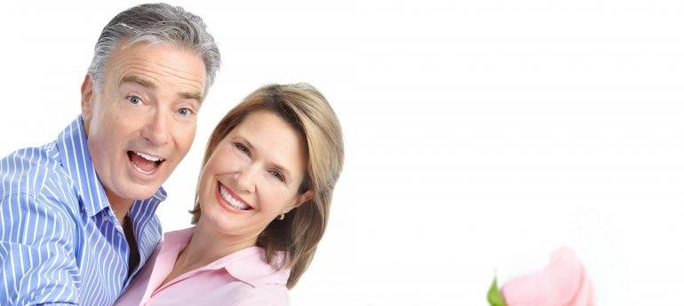 Senior men dating over 60